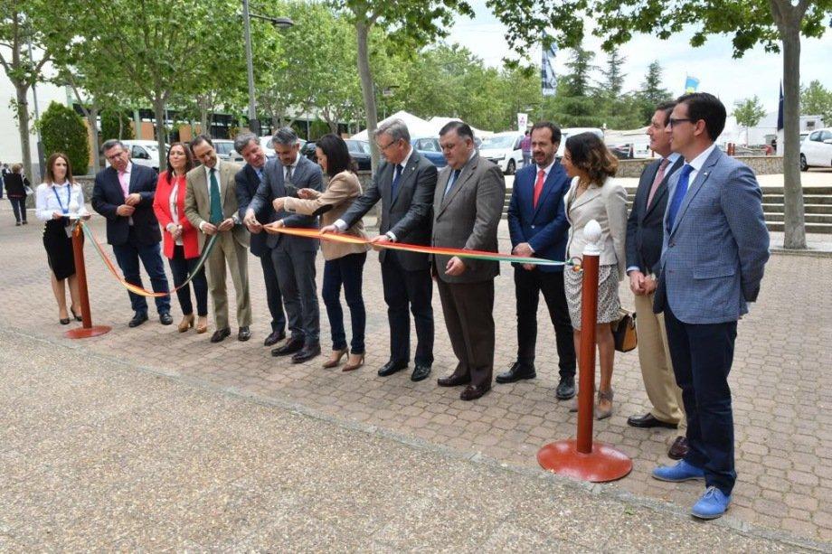 Comienza la edición más completa de la Feria Agroganadera de Los Pedroches de la última década