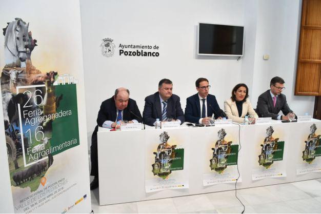 La Feria Agroganadera encara su vigésimo sexta edición con el objetivo de alcanzar los 1,5 millones de € de volumen de negocio